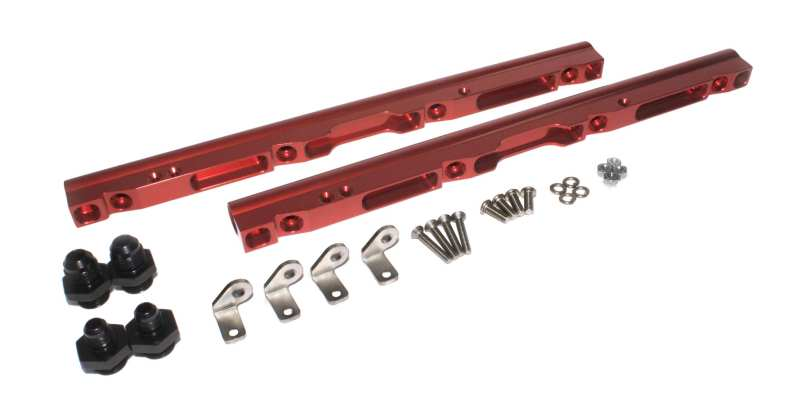 FAST High-Flow Billet Fuel Rail Kit For LSXR - Chevy 5.7L / 6.0L