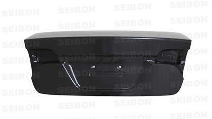 Seibon Carbon Fiber Trunk: 06-11 Honda Civic Sedan