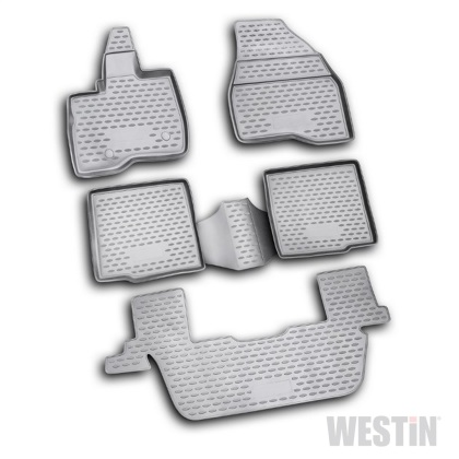 Westin Profile Floor Liners: 11-19 Ford Explorer