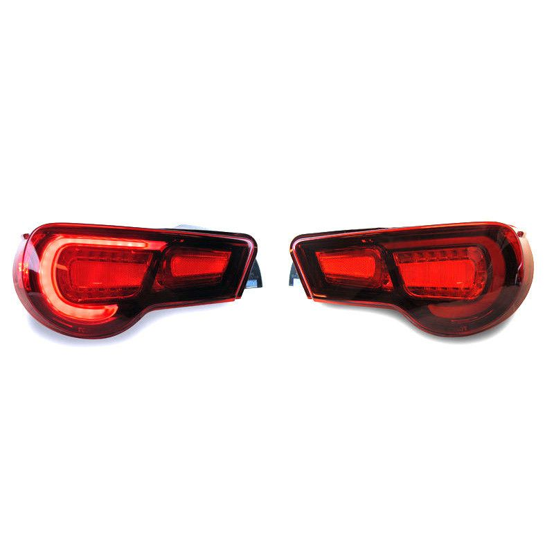 TOM'S LED Tail Light Set - USDM Spec: Scion FR-S / Subaru BRZ
