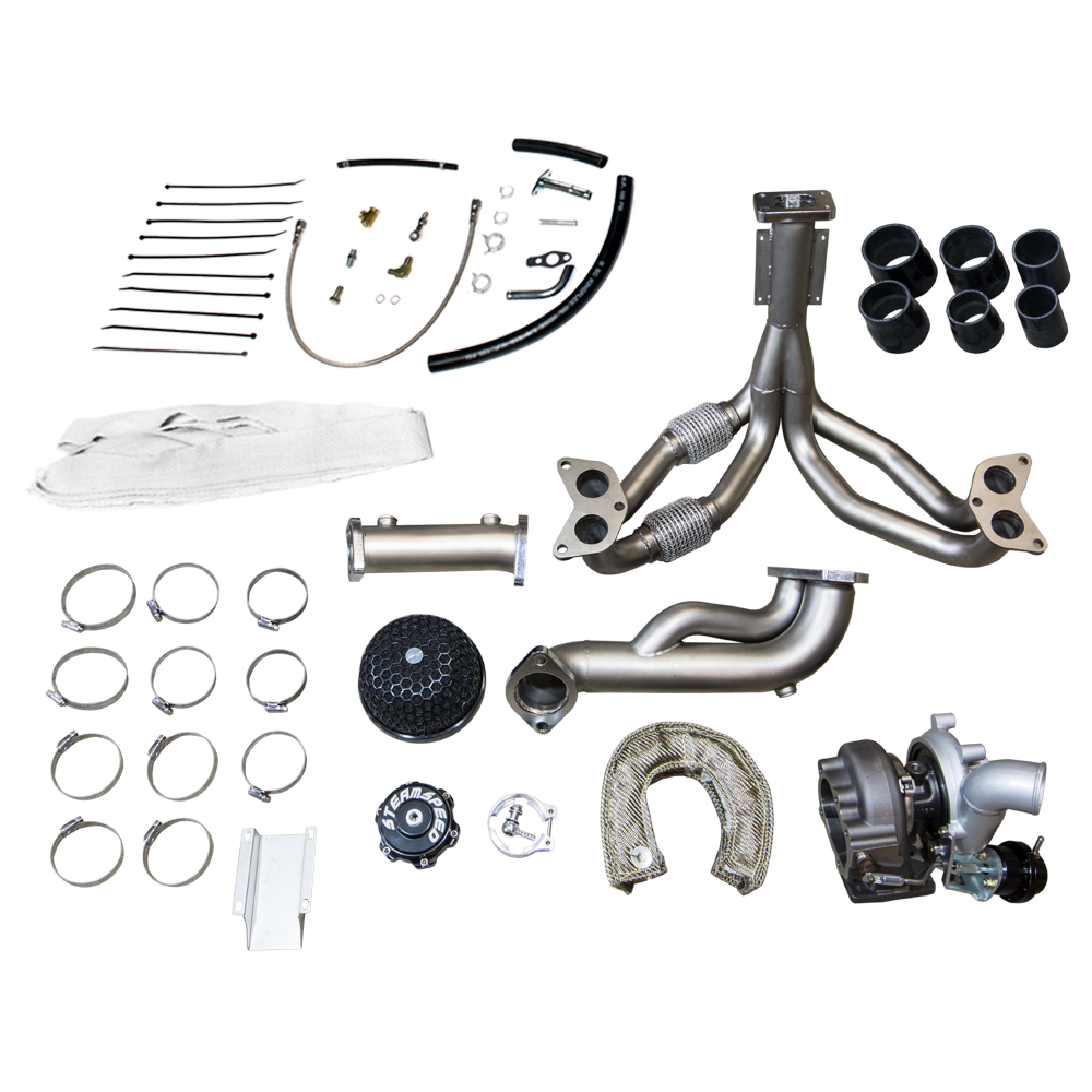 SteamSpeed STX 71 Turbo Kit: Scion FR-S / Subaru BRZ / Toyota 86