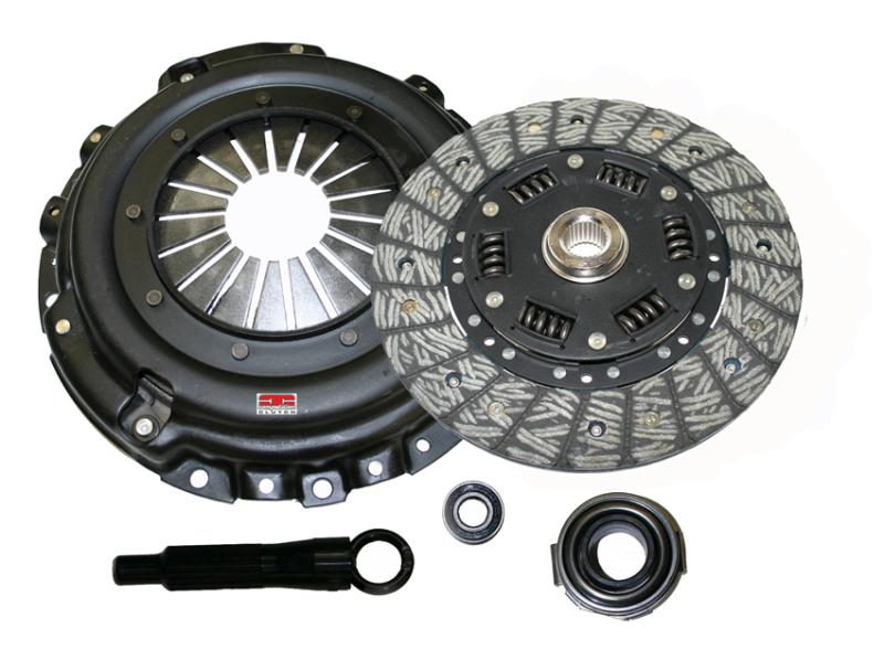 Competition Clutch Street Series 2100 Clutch (Stage 2): 04-16 Subaru WRX / STi