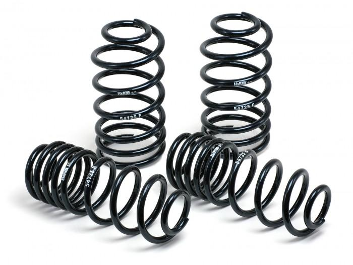 H&R Sport Springs: 09-14 Ford Flex