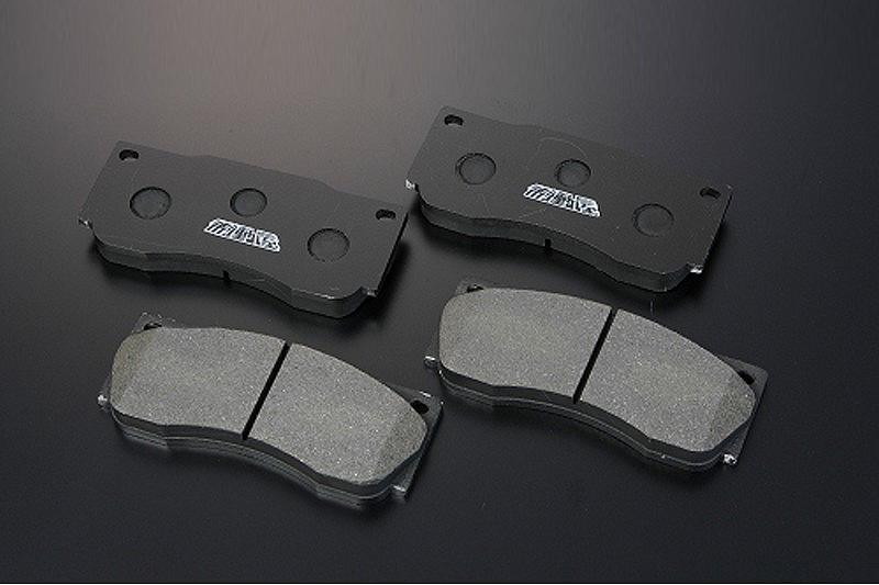J'S RACING Hyper 6IX 6POT Brake pad for Circuit: Honda S2000 AP1/2