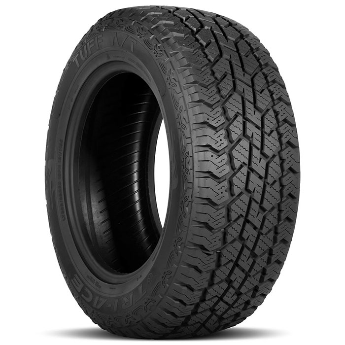 Tuff Tires: All Terain