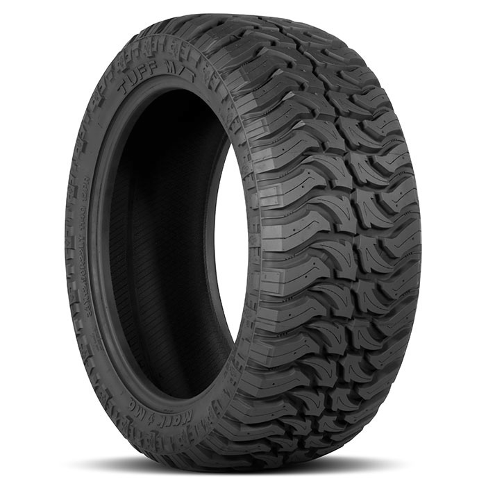 Tuff Tires: Mud Terain