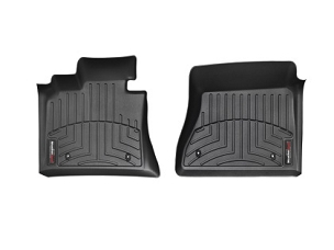 Weathertech Floor Liners (Black): 11-19 Ford Explorer
