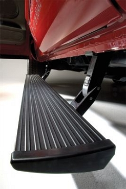 AMP Research PowerStep - Black: 2010+ Toyota 4Runner