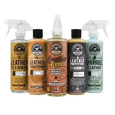 Chemical Guys Leather Lover's Kit