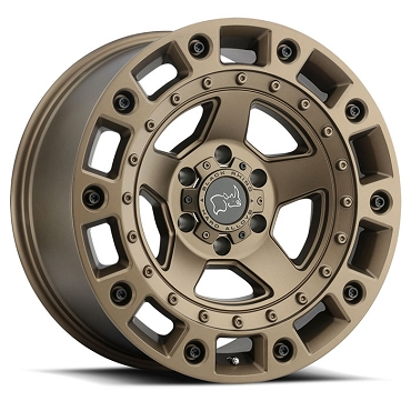 Black Rhino Wheels: Cinco