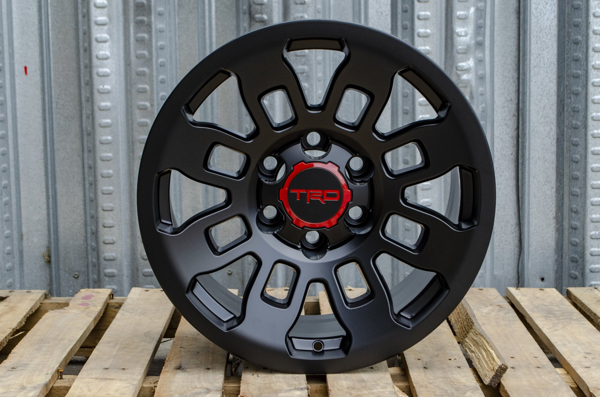 Alphasone Replica Wheels - TR2: Toyota