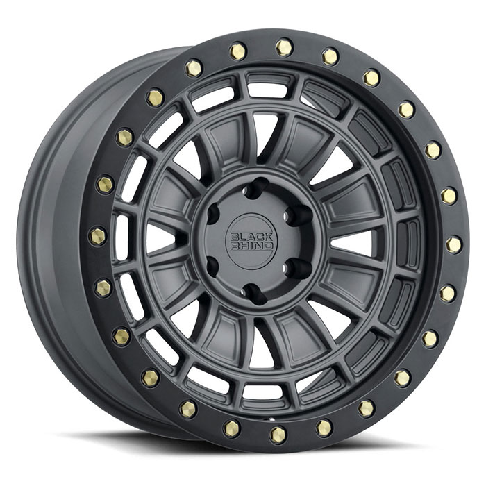 Black Rhino Wheels: Dalton