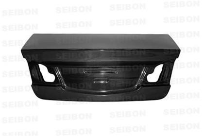 Seibon Carbon Fiber Trunk: 06-11 Honda Civic Sedan (JDM)